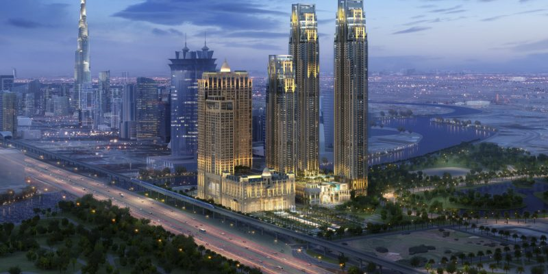 Amna Tower by Al Habtoor Group in Business Bay, Dubai. Premium apartments for Sale in Dubai 2 1