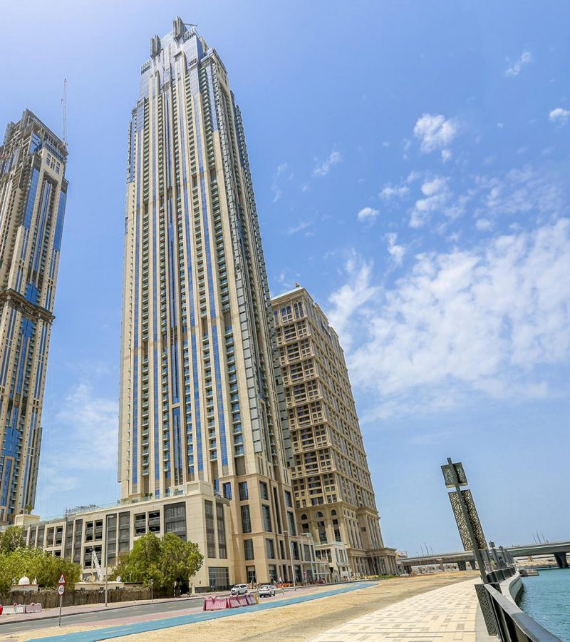 Amna Tower by Al Habtoor Group in Business Bay, Dubai. Premium apartments for Sale in Dubai 5 1