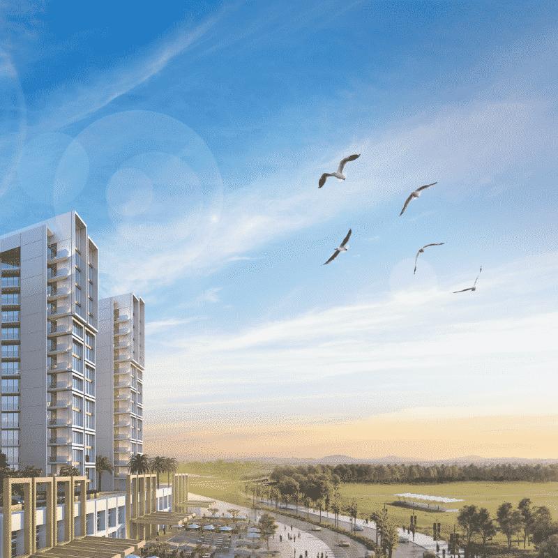 Amora в Akoya от Damac Properties. Продажа недвижимости премиум-класса в Дубае