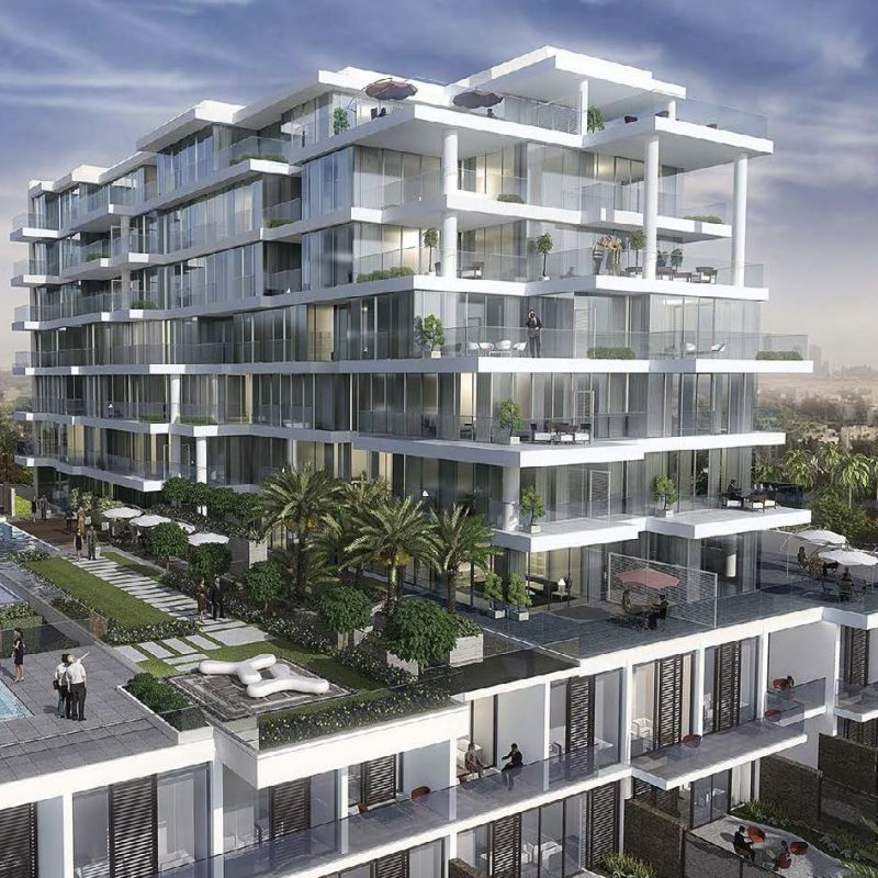 Apartments on The Park by Damac at Damac Hills. Luxury apartments for Sale in Dubai_4