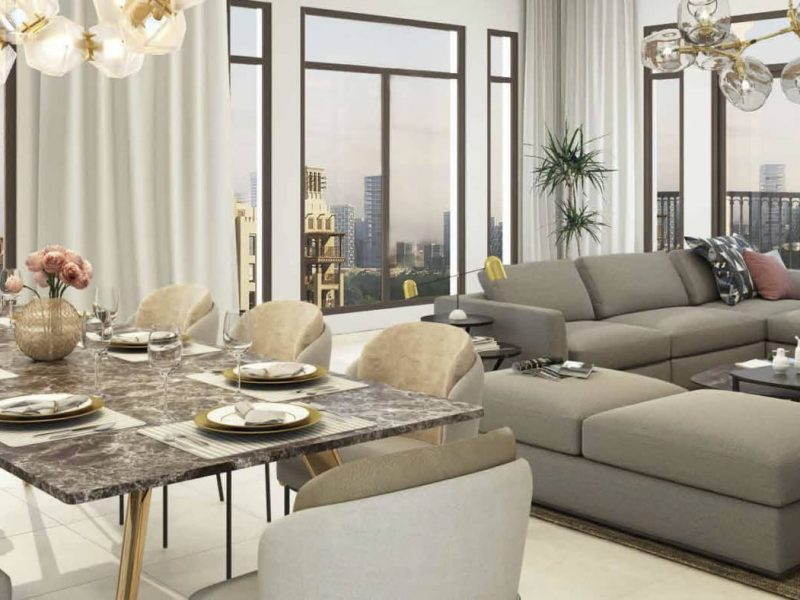 Asayel at MADINAT JUMEIRAH LIVING by Dubai Holding. Premium apartments for sale in Dubai