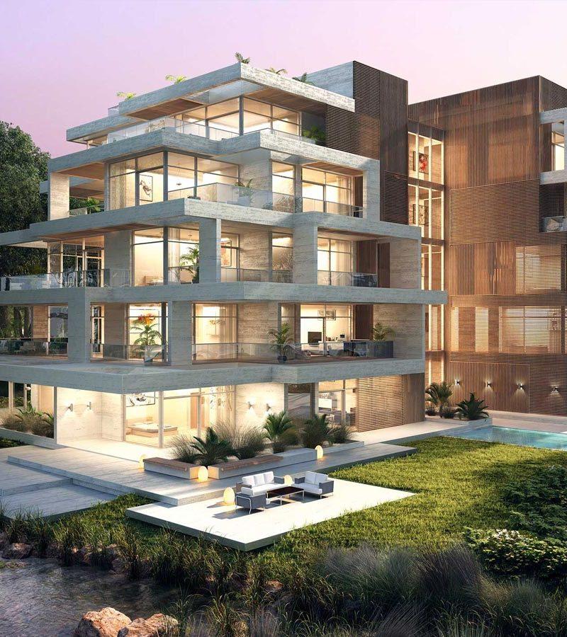 Ashjar by Al Barari at Al Barari. Luxury apartments for Sale in Dubai_21