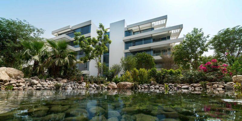 Ashjar by Al Barari at Al Barari. Luxury apartments for Sale in Dubai_233