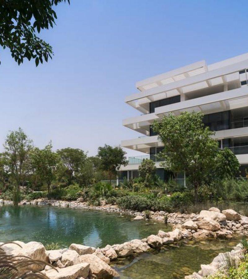 Ashjar by Al Barari at Al Barari. Luxury apartments for Sale in Dubai