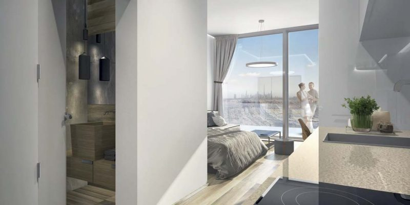 Aura by Azizi in Jabal Ali. Luxury apartments for sale in Dubai_1