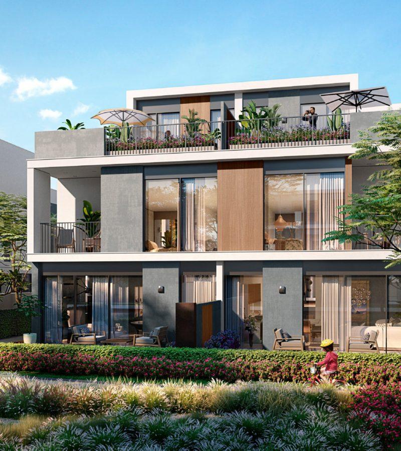 Aura-by-Majid-Al-Futtaim-in-Tilal-Al-Ghaf,-Dubai.-Premium-4-bedroom-twin-villas-for-sale-in-Dubai.-53