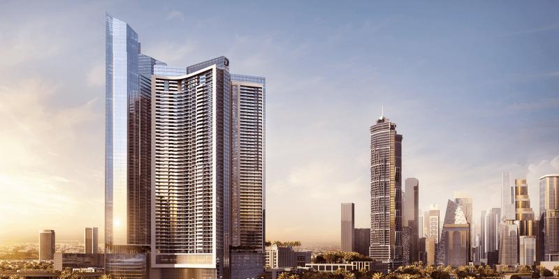 Aycon City в Business Bay от Damac Properties. Продажа недвижимости премиум-класса в Дубае 2 1