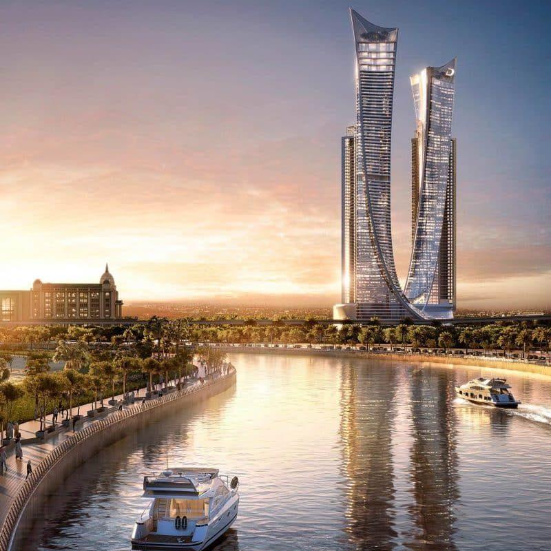 Aycon City в Business Bay от Damac Properties. Продажа недвижимости премиум-класса в Дубае 5 1