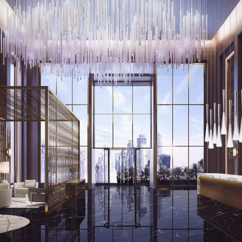 Aycon City в Business Bay от Damac Properties. Продажа недвижимости премиум-класса в Дубае 5 3