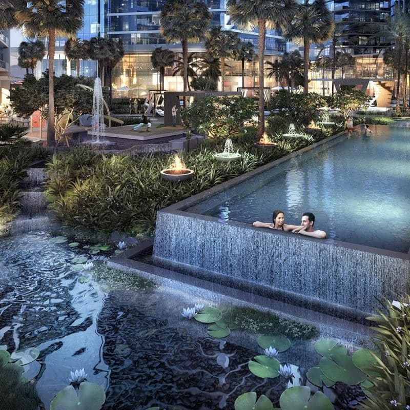 Aycon City в Business Bay от Damac Properties. Продажа недвижимости премиум-класса в Дубае 5 4
