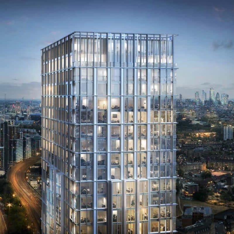 Aykon London One от Damac Properties. Продажа недвижимости премиум-класса в Лондоне 5 1