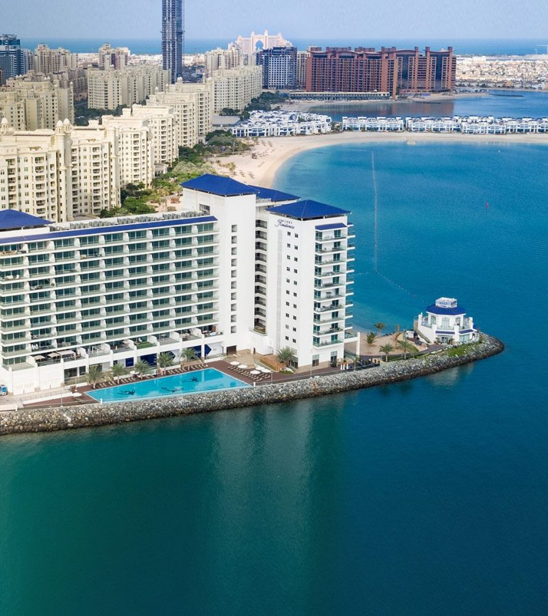 Azure Residences by Nakheel at Palm Jumeirah. Luxury apartments for Sale in Dubai_2