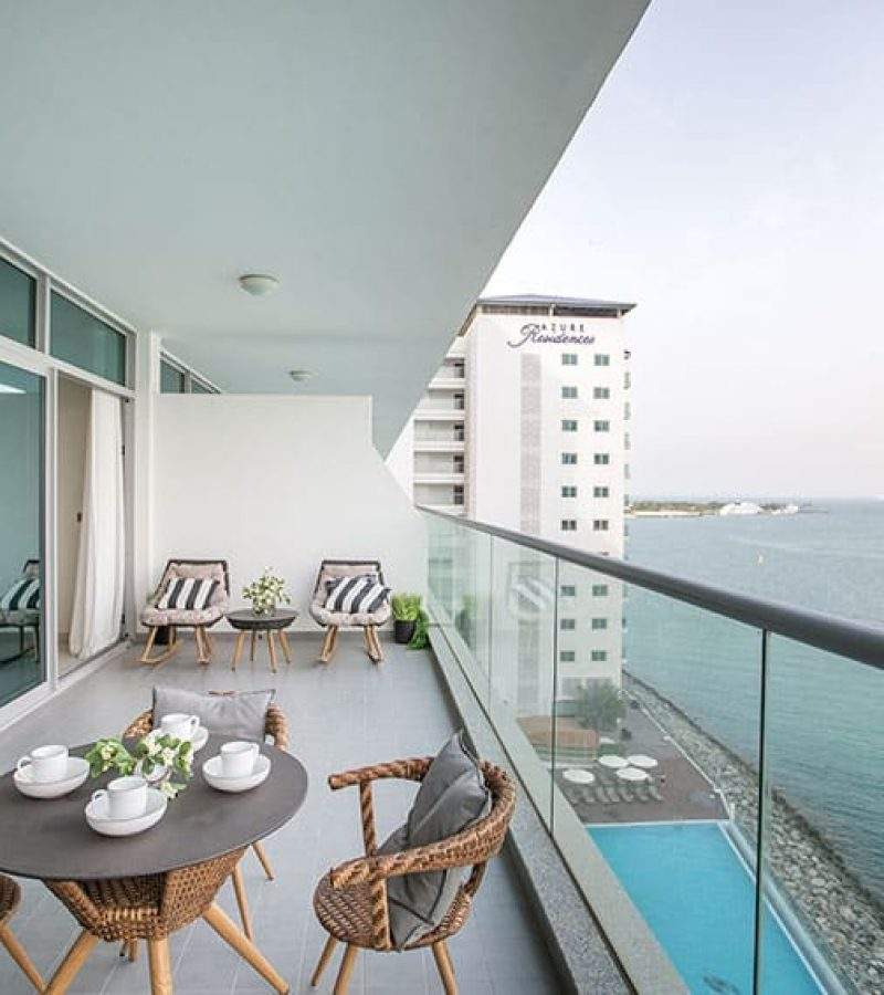 Azure Residences by Nakheel at Palm Jumeirah. Luxury apartments for Sale in Dubai_3