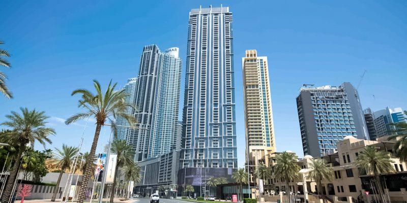 Boulevard Point by EMAAR in Downtown Dubai, Dubai.