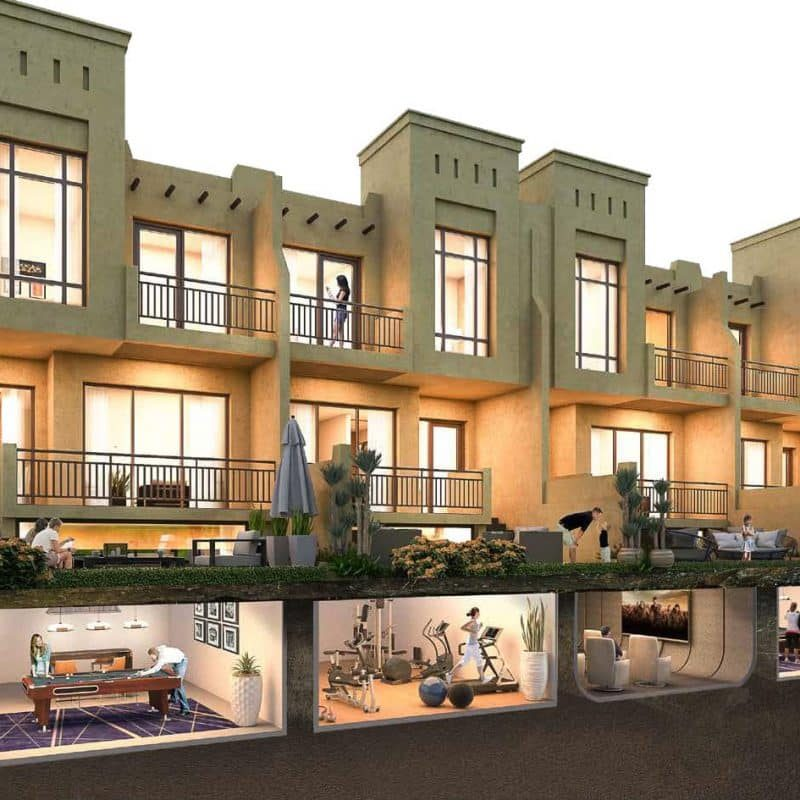 Bait Al Aseel в Akoya от Damac Properties. Продажа недвижимости премиум-класса в Дубае