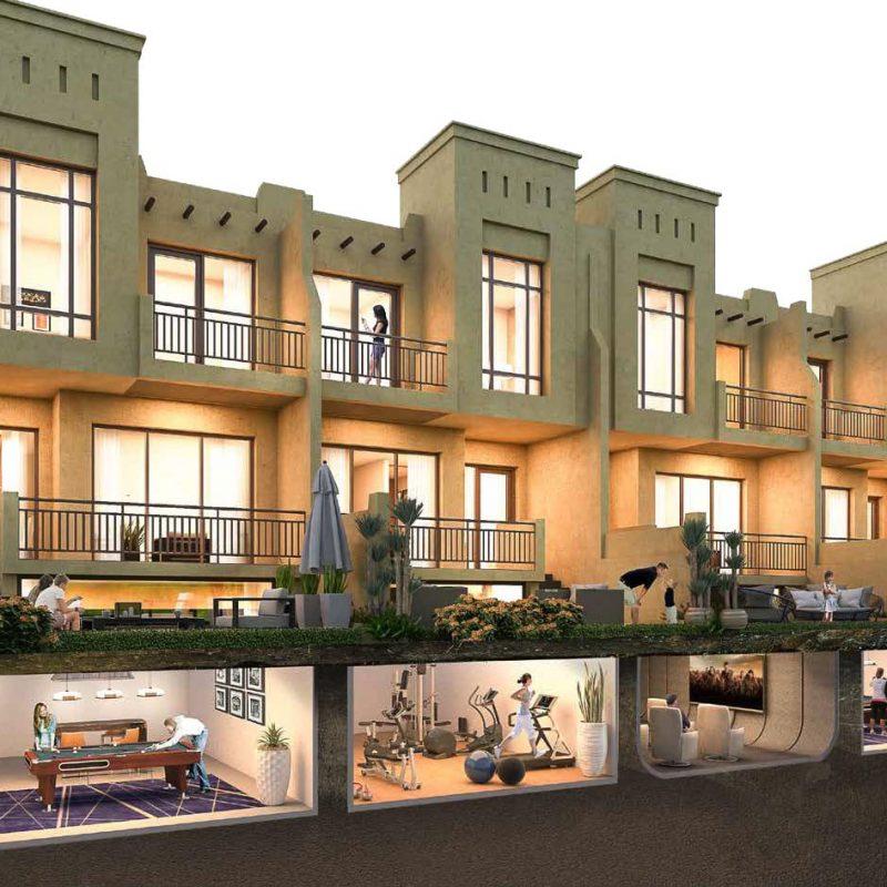 Bait Al Aseel apartments by Damac at Akoya. Luxury apartments for Sale in Dubai 5