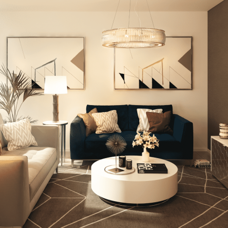 Bait Al Aseel apartments by Damac at Akoya. Luxury apartments for Sale in Dubai