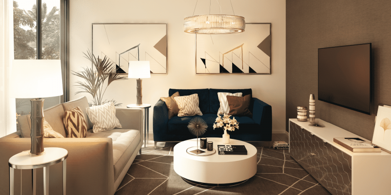 Bait Al Aseel apartments by Damac at Akoya. Luxury apartments for Sale in Dubai 8