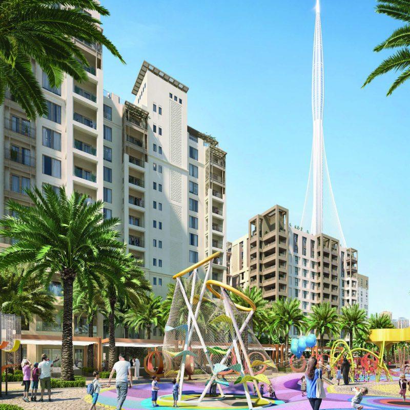 Bayshore квартиры в Dubai Creek Harbour от Emaar. Продажа премиум квартир в Дубае 4