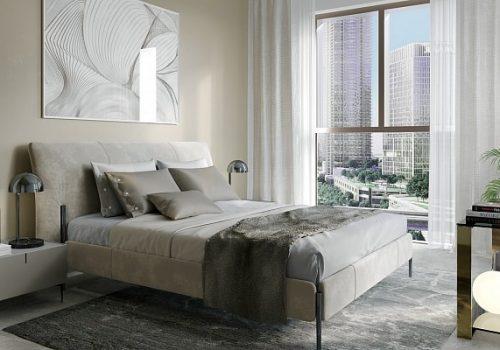 Bayshore by Emaar at Dubai Creek Harbour. Luxury apartments for Sale in Dubai