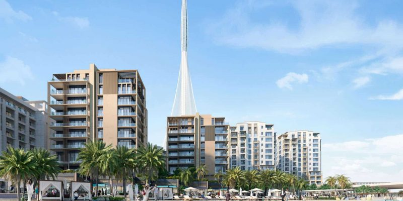 Bayshore by Emaar at Dubai Creek Harbour. Luxury apartments for Sale in Dubai 1