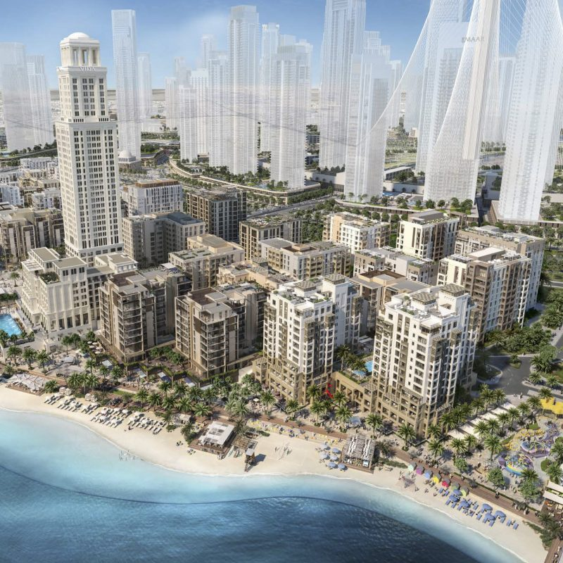 Bayshore by Emaar at Dubai Creek Harbour. Luxury apartments for Sale in Dubai 2