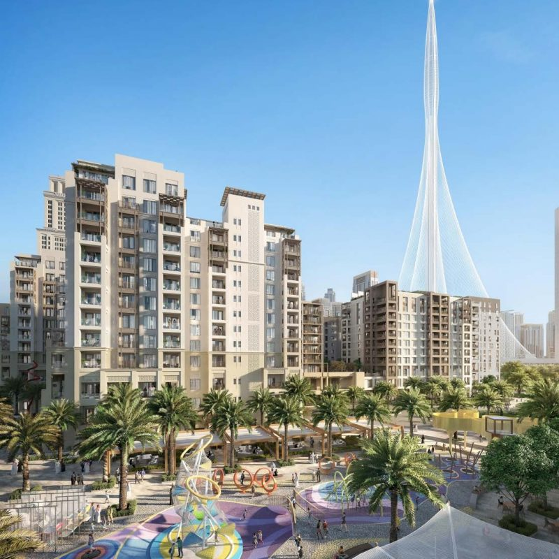 Bayshore by Emaar at Dubai Creek Harbour. Luxury apartments for Sale in Dubai 4