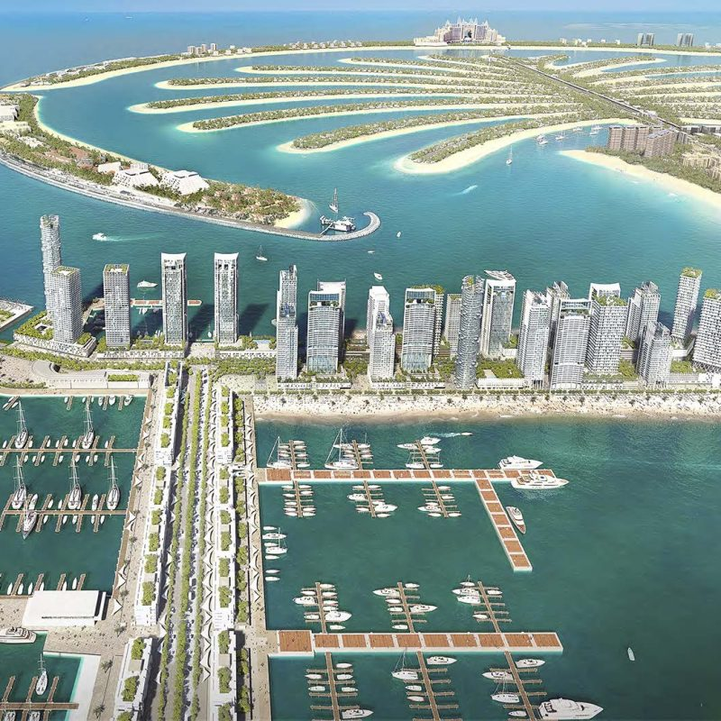 Beach Isle in Emaar Beachfront by Emaar Emaar Properties, Dubai