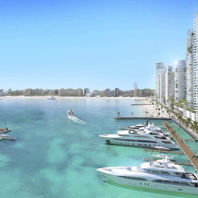 Beach Vista в Emaar Beachfront от EMAAR. Продажа недвижимости премиум-класса в Дубае 5 1