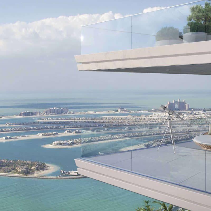 Beach Vista в Emaar Beachfront от EMAAR. Продажа недвижимости премиум-класса в Дубае 5 2
