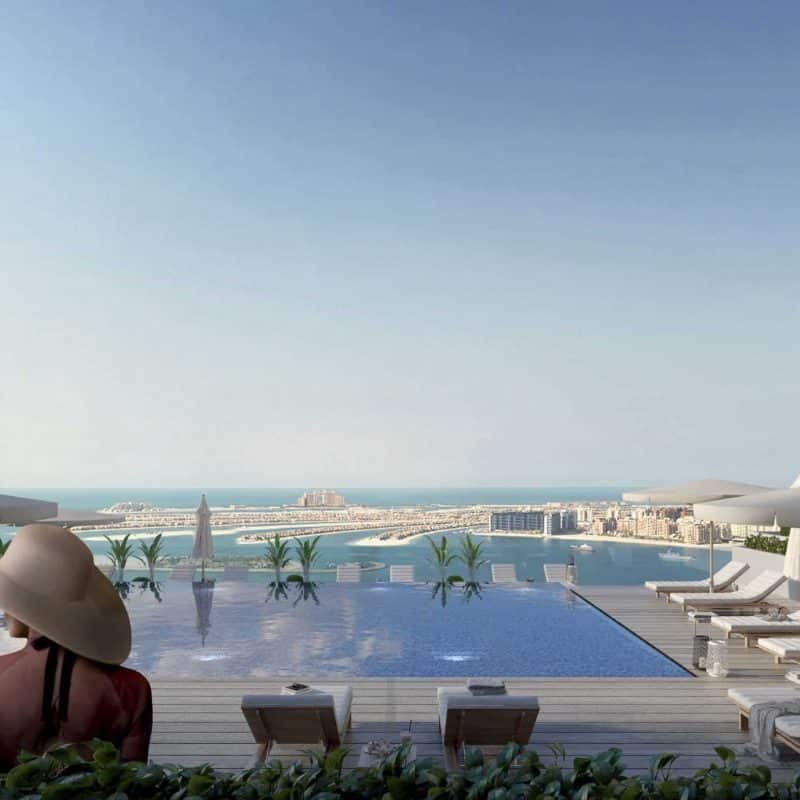 Beach Vista в Emaar Beachfront от EMAAR. Продажа недвижимости премиум-класса в Дубае 5 4