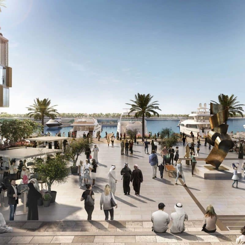 Beach Vista в Emaar Beachfront от EMAAR. Продажа недвижимости премиум-класса в Дубае 5 5