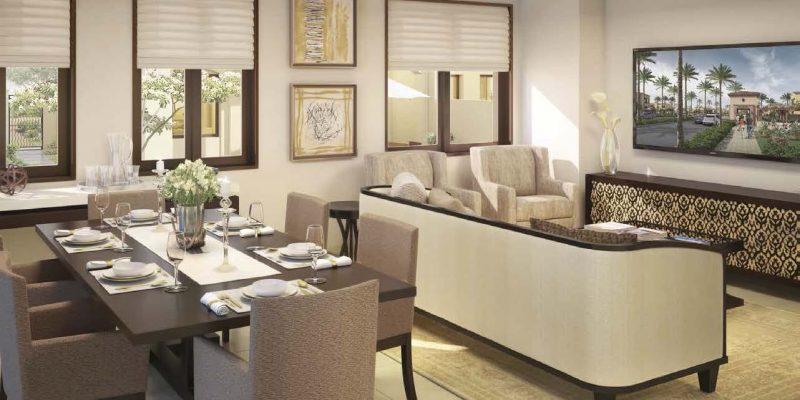 Bella Casa by Dubai Properties in Serena District. Luxury apartments for sale in Dubai