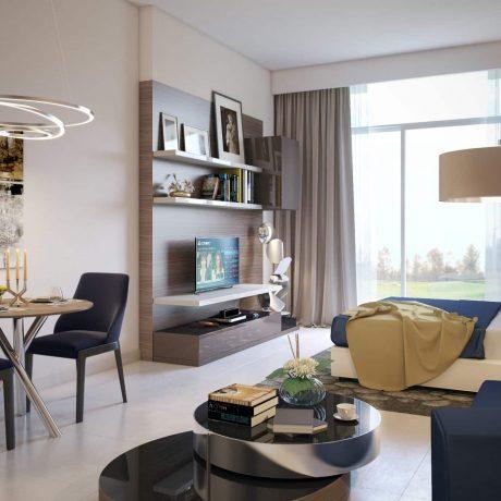 Bellavista by Damac at DAMAC Hills. Luxury apartments for Sale in Dubai 11