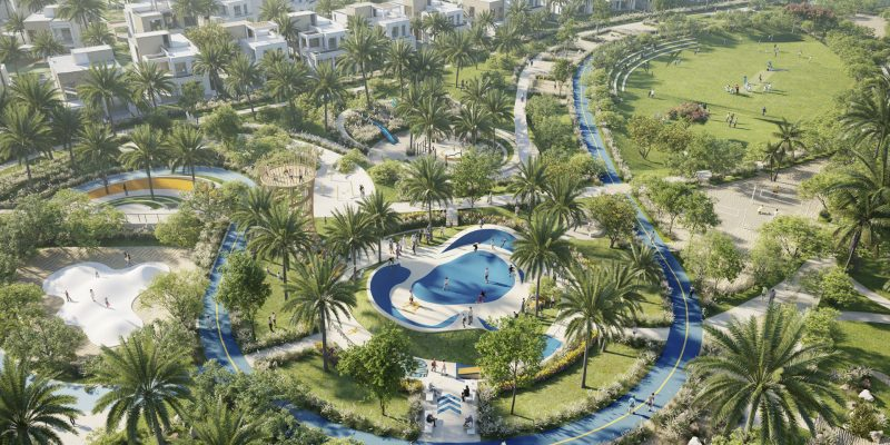 Bliss by Emaar at Arabian Ranches 3. Townhouses for Sale in Dubai 2 1