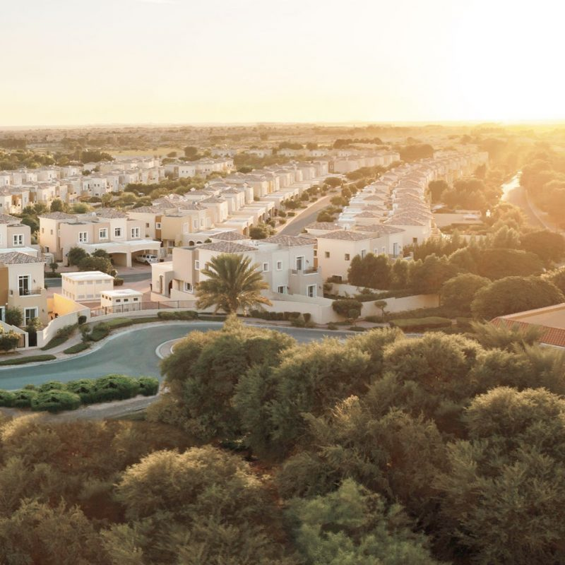 Bliss by Emaar at Arabian Ranches 3. Townhouses for Sale in Dubai 5 4