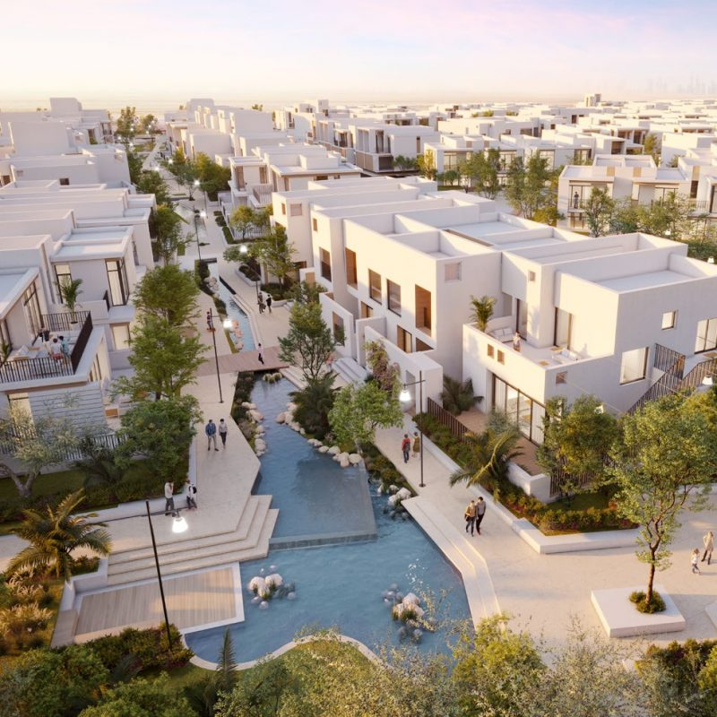 Bliss by Emaar at Arabian Ranches 3. Townhouses for Sale in Dubai 5 5