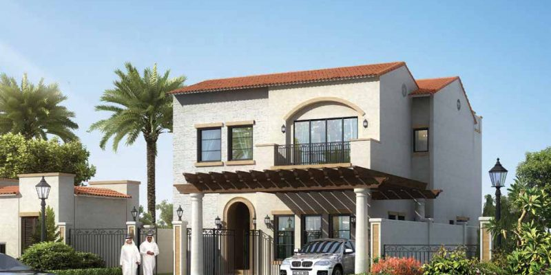 Bloom Garden in Eastern Mangrove Corniche by Bloom. Premium townhouses and villas for sale in Dubai 3 3