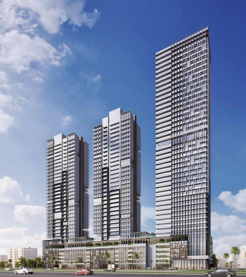 Bloom-Towers-by-Bloom-at-Jumeirah-Village-Circle.-Luxury-apartments-for-Sale-in-Dubai-1