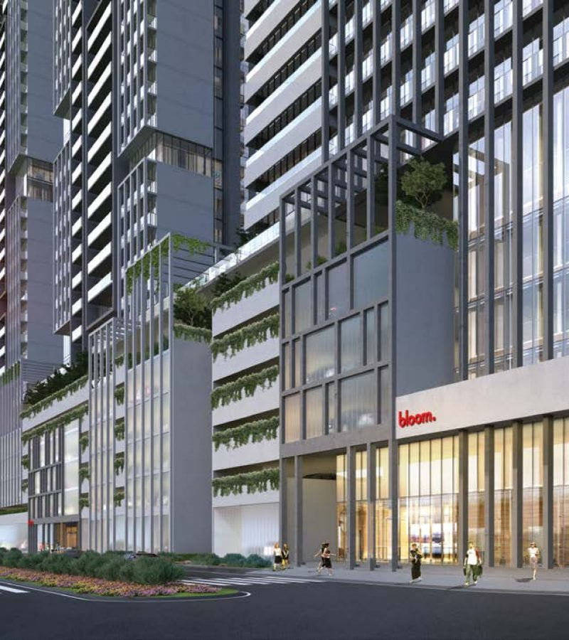 Bloom Towers by Bloom at Jumeirah Village Circle. Luxury apartments for Sale in Dubai