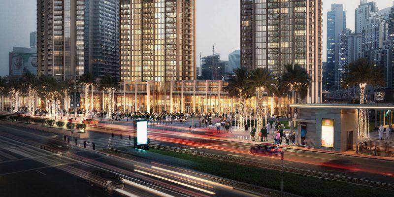 BLVD Heights by EMAAR in Downtown Dubai, Dubai.