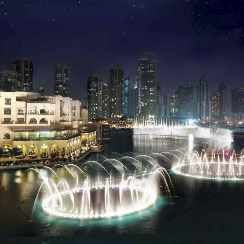 Boulevard Point in Downtown Dubai