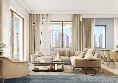 Breeze by Emaar at Dubai Creek Harbour. Luxury apartments for sale in Dubai._3