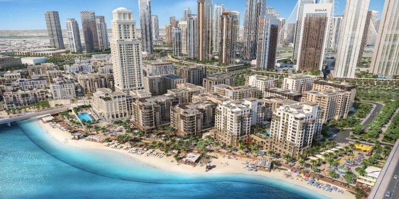 Breeze by EMAAR in Dubai Creek Harbour, Dubai
