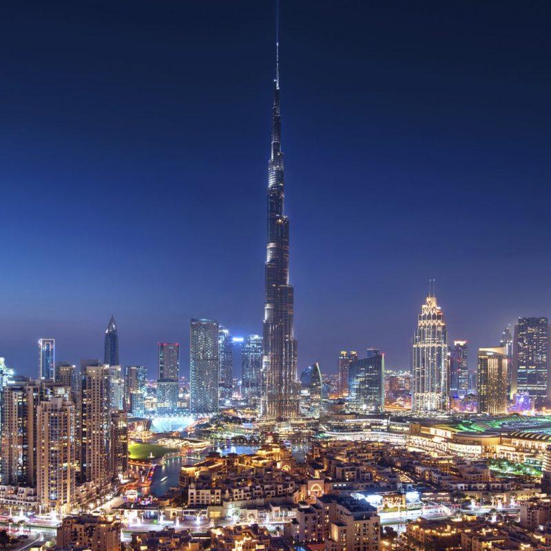 Burj Crown by Emaar in Downtown Dubai, Dubai.