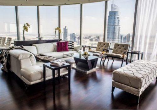 Burj Khalifa by Emaar in Downtown Dubai. Luxury apartments for Sale in Dubai 32