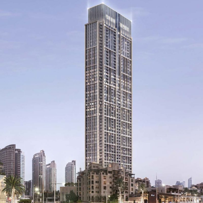 Burj Royale by Emaar in Downtown Dubai. Luxury apartments for sale in Dubai_2