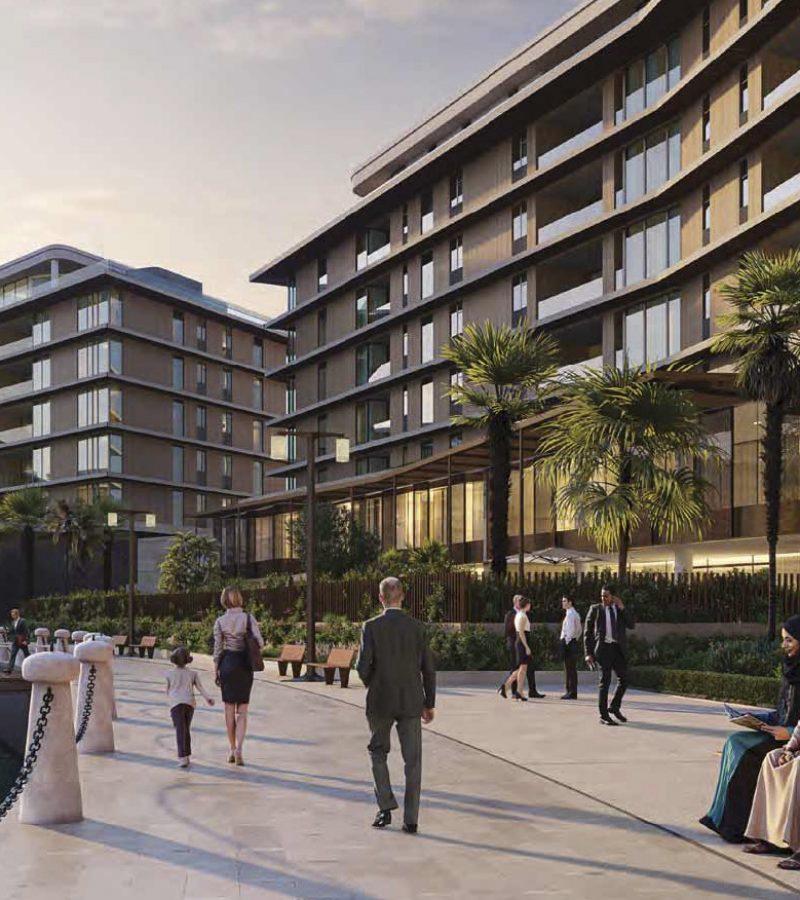 Bvlgari Marina Lofts by Meraas on Jumeira Bay. Premium apartments for sale in Dubai 5 2
