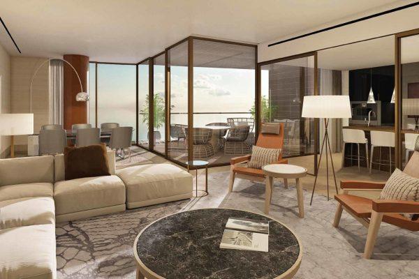 Bvlgari Apartments By MERAAS