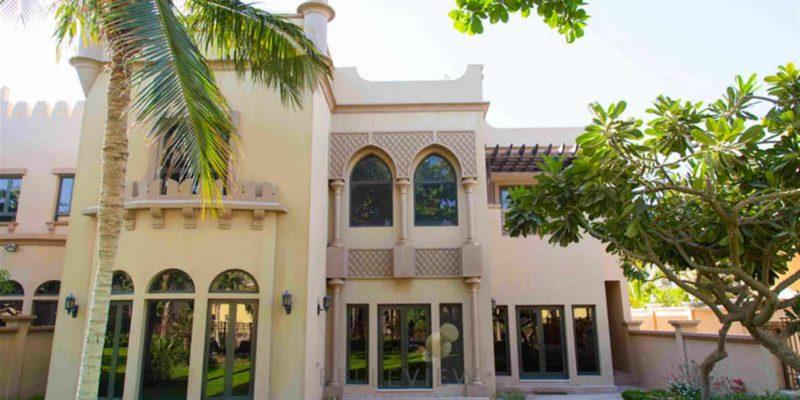 Canal Cove Villas by Nakheel in Palm Jumeirah. Premium villas for Sale in Dubai